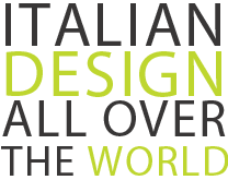 italian design all over the world